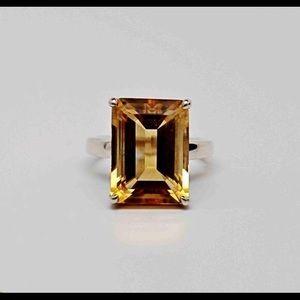 Tiffany & Co. Jewelry - Tiffany Citrine Ring